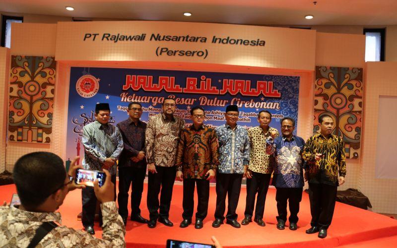 Halal Bihalal Dengan sedulur Cirebon