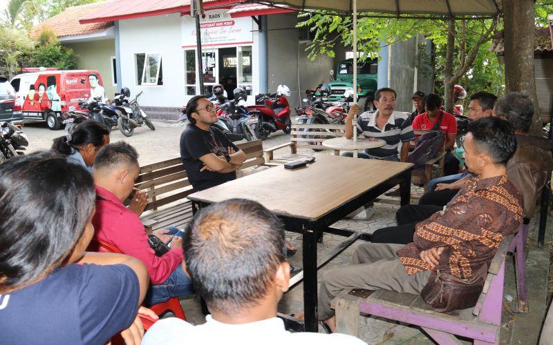 Rapat Terbatas Dengan Tim Kerja Rumah Aspirasi Ono Surono (RAOS)
