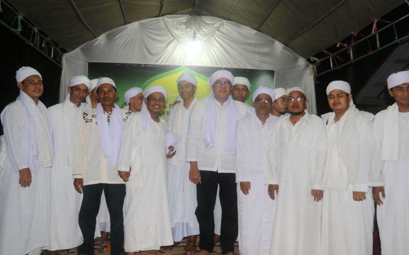 Silahturahmi dengan Ulama Cirebon