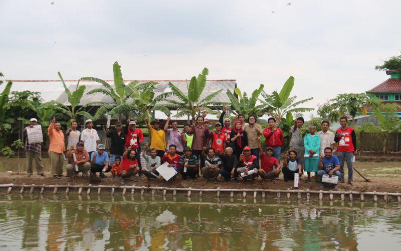 Bersama masyarakat dapil 5 kabupaten indramayu