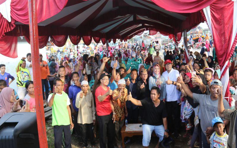 Sosialisasi ke nelayan Karangsong - Indramayu