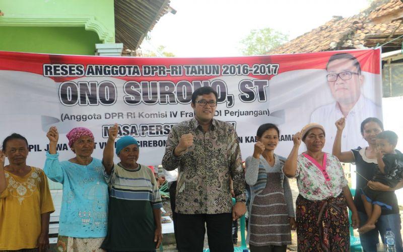 Reses Anggota DPR RI ke Masyarakat Cirebon