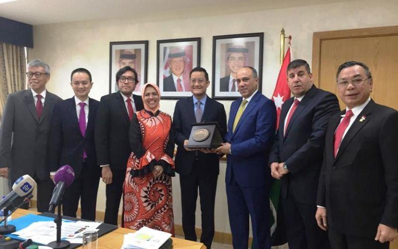 Berkunjung ke Yordania terkait Pemulangan Buruh Migran Indonesia yang sudah lama tidak ada kabar ke keluarga di indonesia.