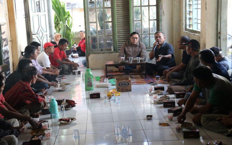 Reses Anggota DPR RI ke Masyarakat Indramayu, Pembentukan Koperasi Dapil 3