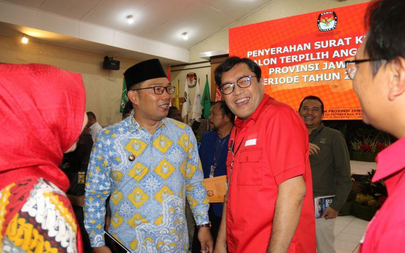 Bersama Bapak Ridwan Kamil Gubernur Jawa Barat