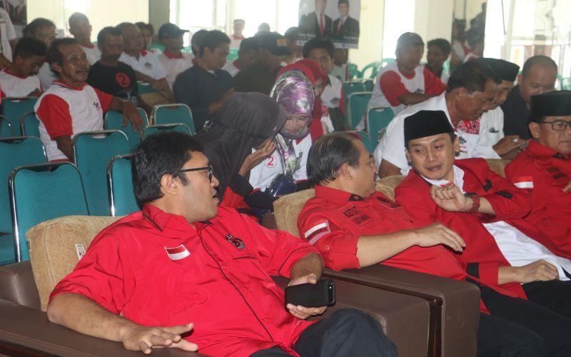 Rapat Internal PDI PERJUANGAN Untuk Pemenangan Cagub & Cawagub Jawa Barat